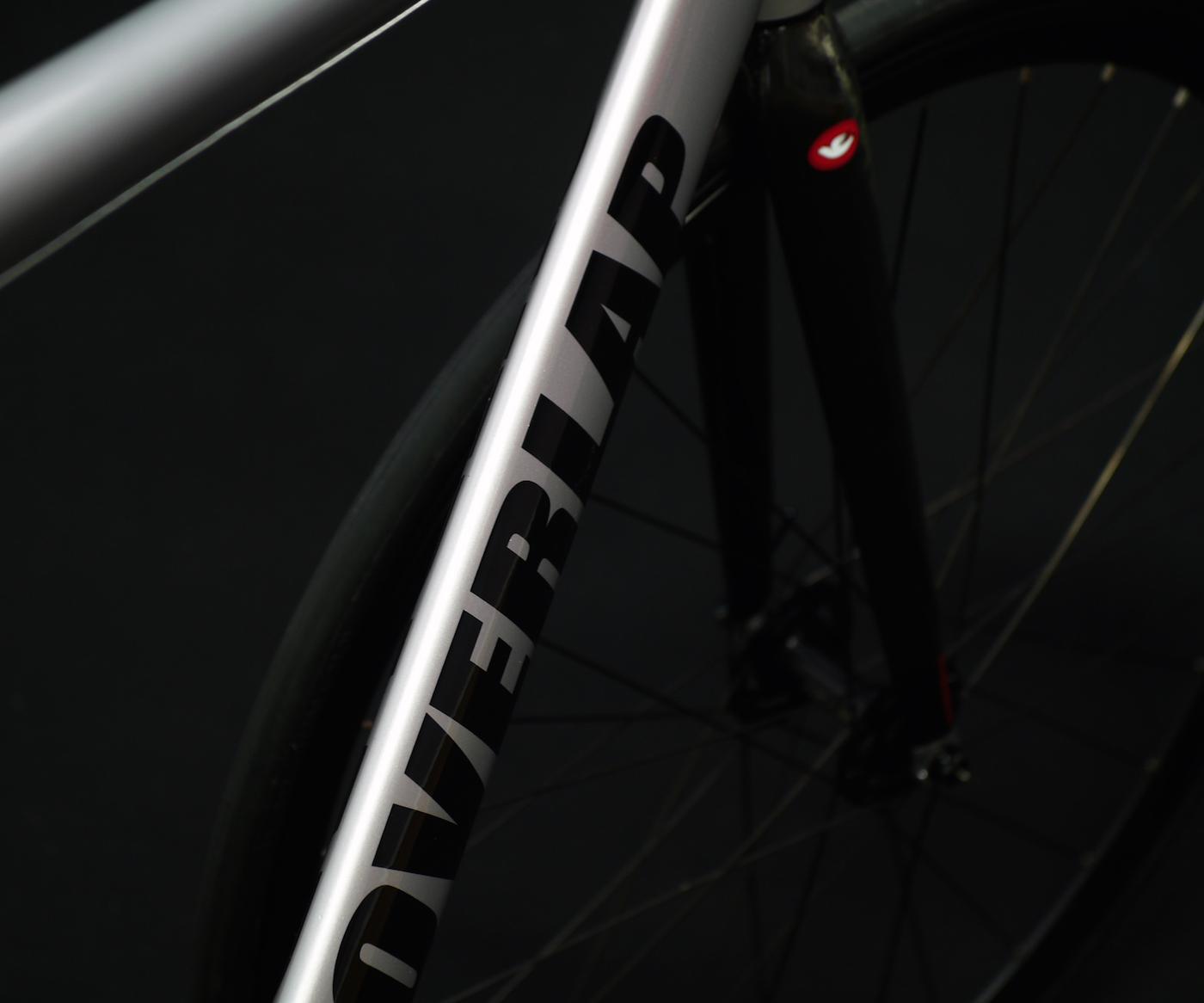 Metal. Pure Pura.   Overlap Bikes